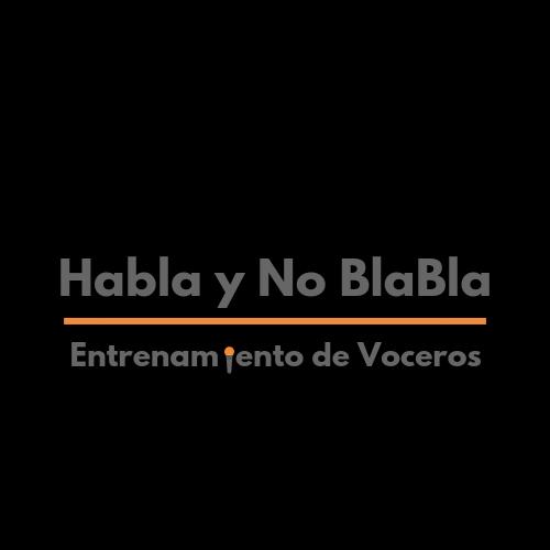 Habla y No BlaBla
